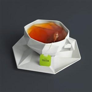 茶叶包装样机贴图