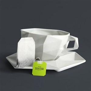 茶叶茶包包装样机
