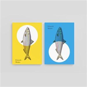 海鲜餐厅vi样机模板贴图