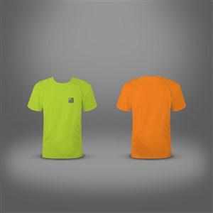 企業文化衫VI樣機