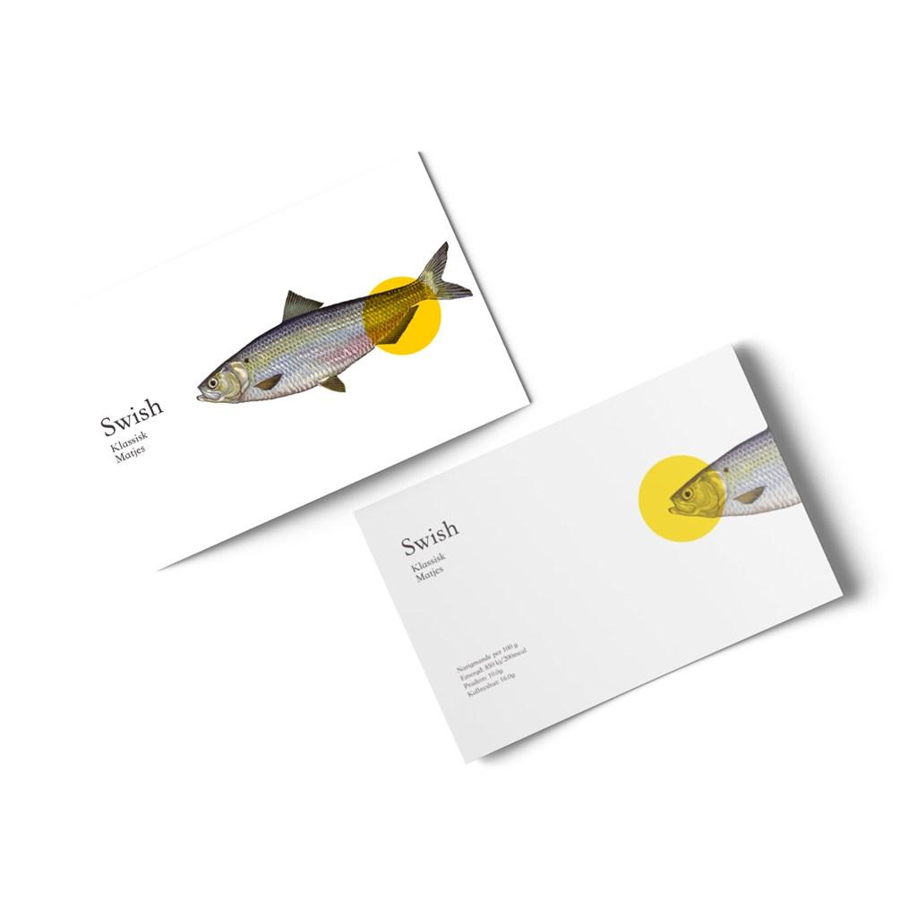 海鲜餐厅vi名片样机模板
