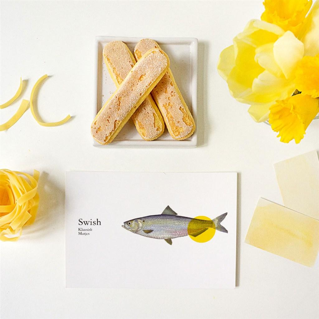 海鲜餐厅vi名片样机贴图