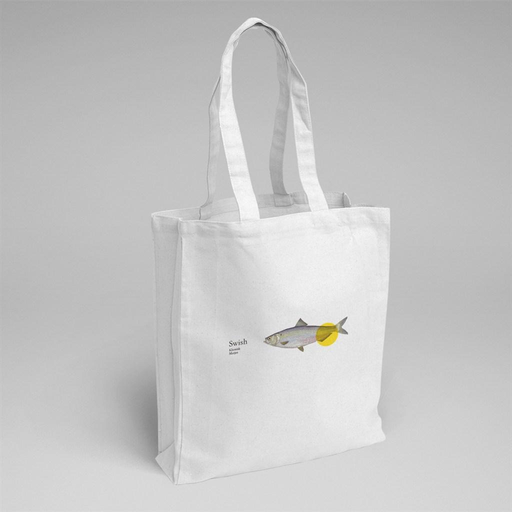 餐厅手提袋VI模板