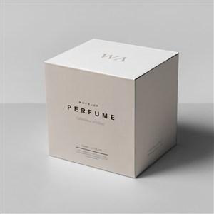 奢侈品珠宝首饰盒子包装样机