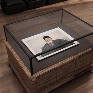 展覽柜PS千圖樣機模板