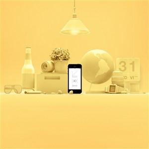 创意手机样机模板