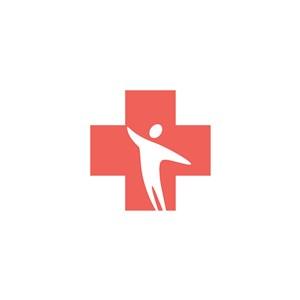 医疗矢量logo元素