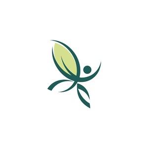 美容矢量logo圖標