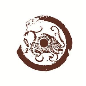 古代神兽玄武图案