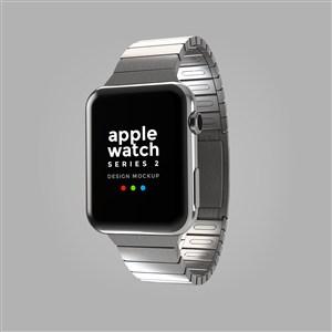 手表樣機模板