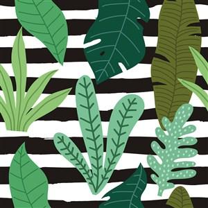 矢量植物背景素材
