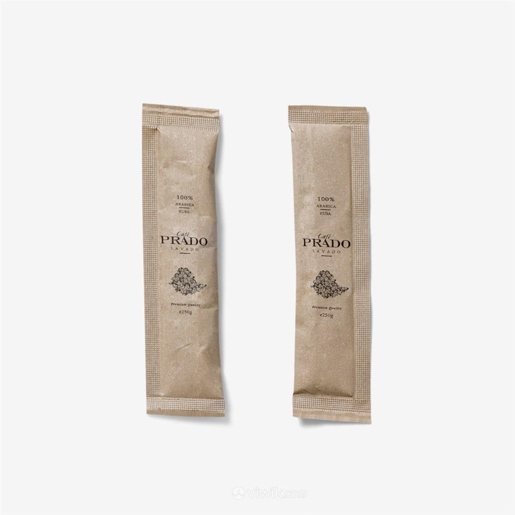 咖啡包裝袋VI樣機
