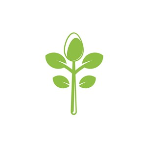 樹勺子矢量logo素材