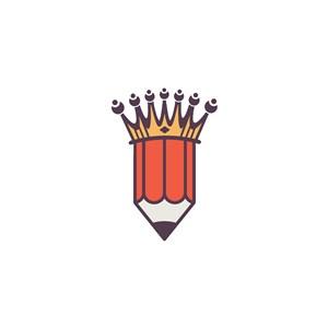 鉛筆矢量logo素材