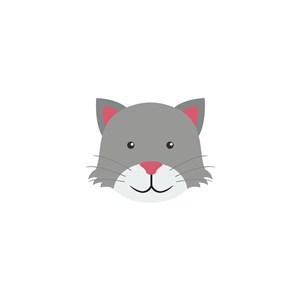 猫矢量logo图标