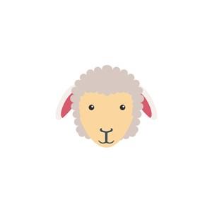 羊矢量logo图标