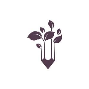 铅笔矢量logo素材