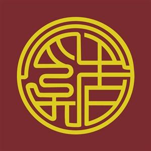 矢量中式古典花纹背景底纹