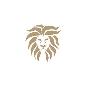 狮子logo素材