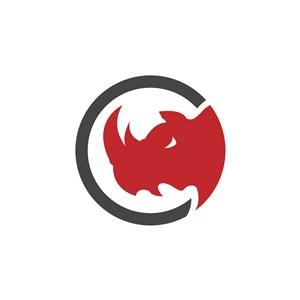 机械公司logo素材