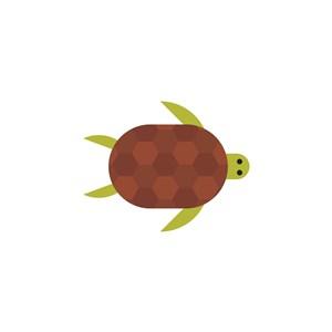 乌龟logo素材