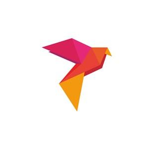 鸟logo素材