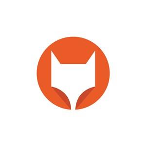 狐貍logo素材