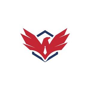 鹰logo素材