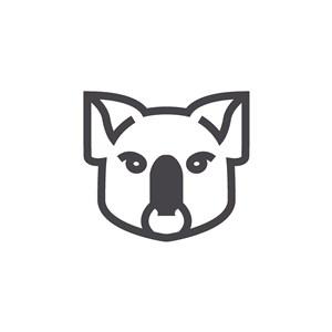 考拉logo素材