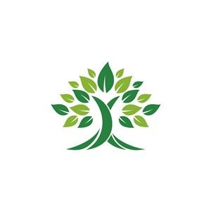 树logo素材