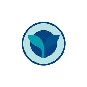 魚尾logo素材