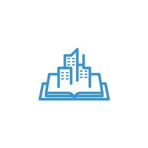 書建筑logo素材