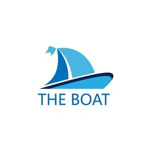 船字母logo素材