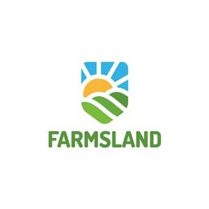 生态农庄太阳山字母logo素材