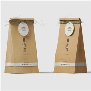 紙質茶葉包裝樣機效果圖
