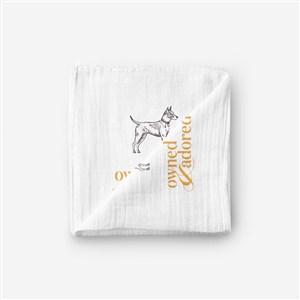 寵物店毛巾樣機