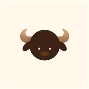 牛logo素材