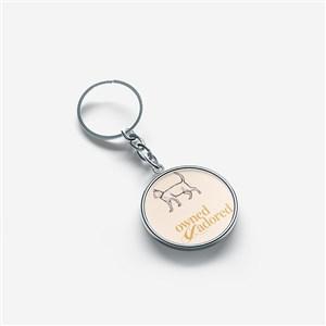 寵物店鑰匙扣樣機