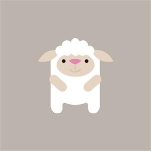 羊logo素材