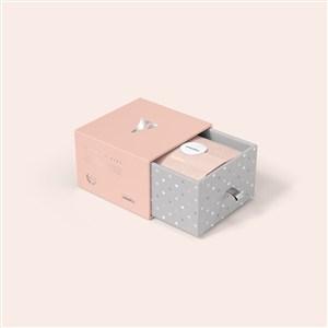 禮物盒包裝樣機