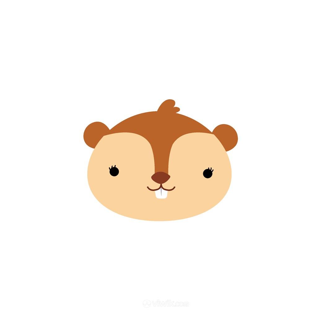 松鼠logo素材