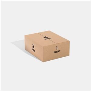 牛皮纸产品包装样机