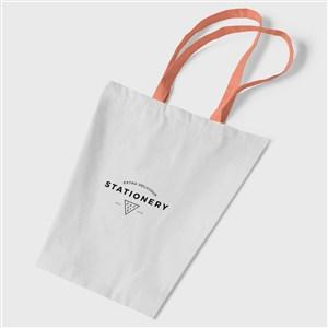 服裝品牌手提袋樣機