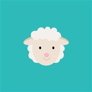 绵羊logo素材