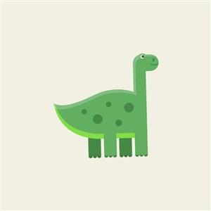 恐龙主题游乐园logo素材
