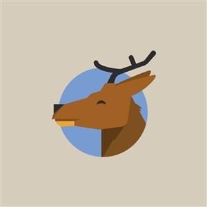 野生動物基地logo素材