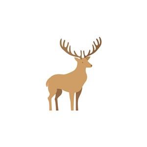 野生动物保护区logo素材