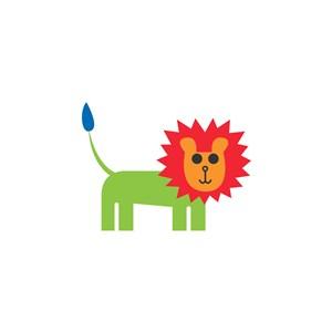 儿童服饰店logo素材