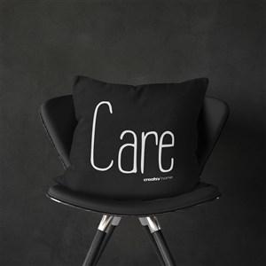 黑色抱枕樣機