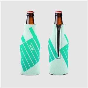 酒瓶包装样机